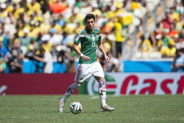 Héctor Moreno, el zaguero regresa al Tricolor tras su fuerte lesión  en...