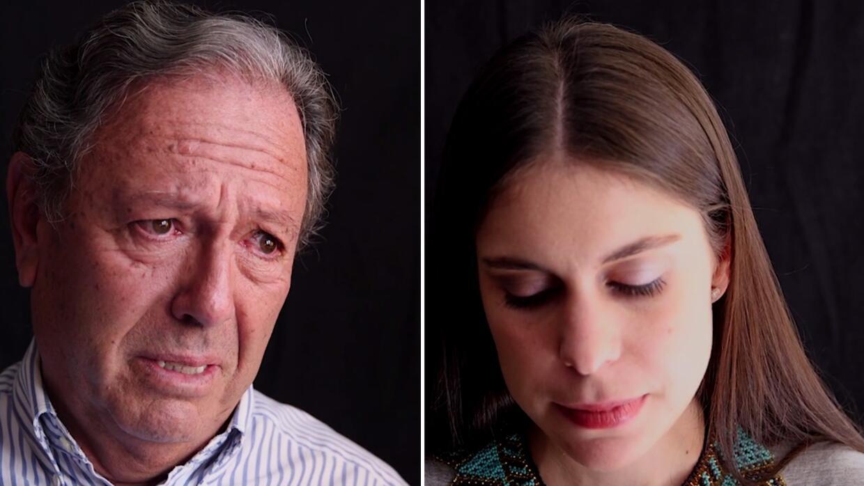 Dos víctimas de las FARC, dos visiones sobre la paz en Colombia