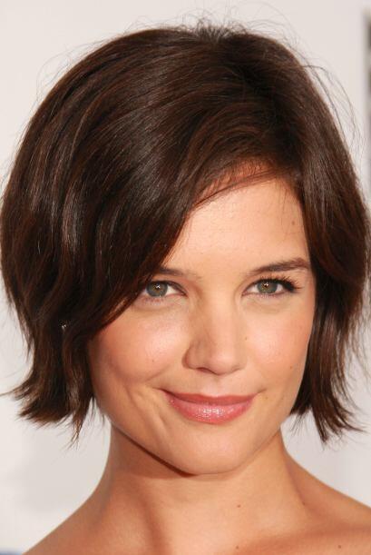 El rostro de Katie fue considerado como uno de los más hermosos de 'Holl...