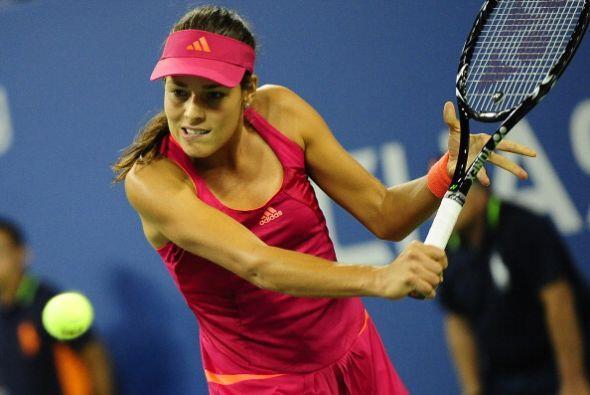 """La jugadora serbia, campeona de Roland Garros en 2008, único """"grande"""" qu..."""