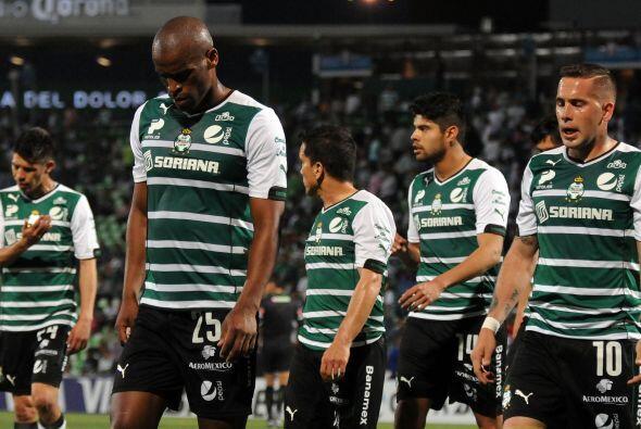 Santos, otro equipo que se convirtió en uno de los que tuvo mejor funcio...