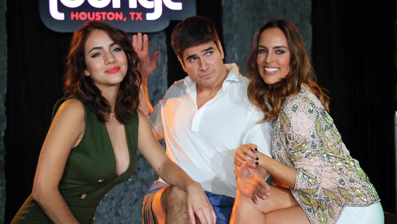 Fiesta de Estreno de la telenovela Despertar Contigo en el Uforia Lounge...