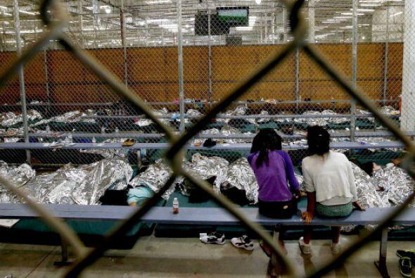 En 2013 los menores cruzando solos la frontera sumaban 24,668. ¿Quieres...