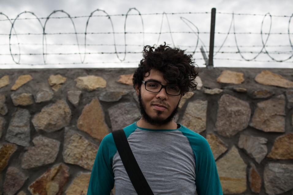Alfonso Rodríguez, de 24 años, tiene el pasaporte de Estados Unidos pero...