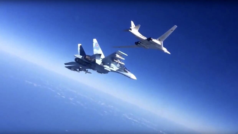 Rusia ahora acompañará con aviones caza sus bombarderos sobre suelo sirio