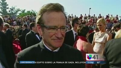 Robin Williams fue hallado muerto en California