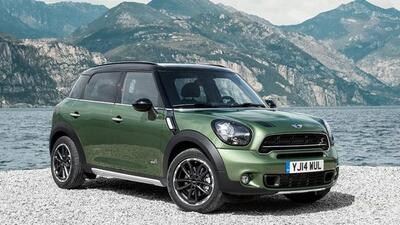 MINI Countryman S 2015