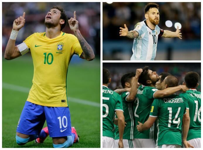 Brasil recupera la corona en el Ranking FIFA; El Tri sigue en ascenso Ra...