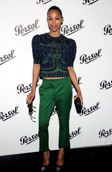 ¿Así o más 'fashionista'? Zoe no lo puede negar, hoy en día se ha sumado...