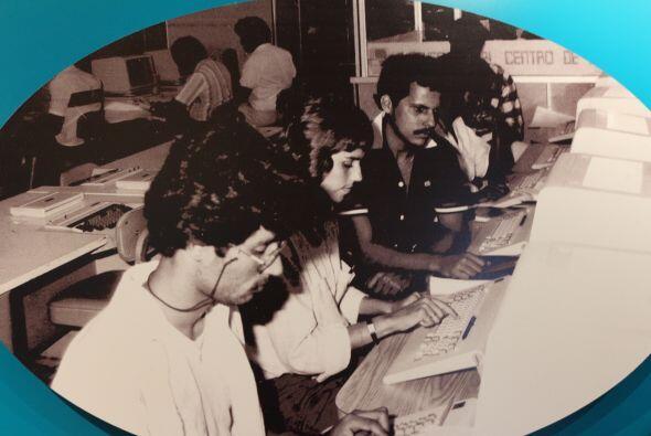 1980- El proceso huelgario, que afectó la Universidad de Puerto Rico dur...