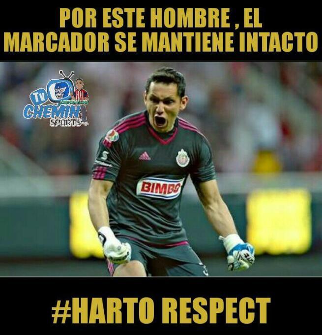 Los memes no perdonaron a Chivas y América por perder sus finales 201083...