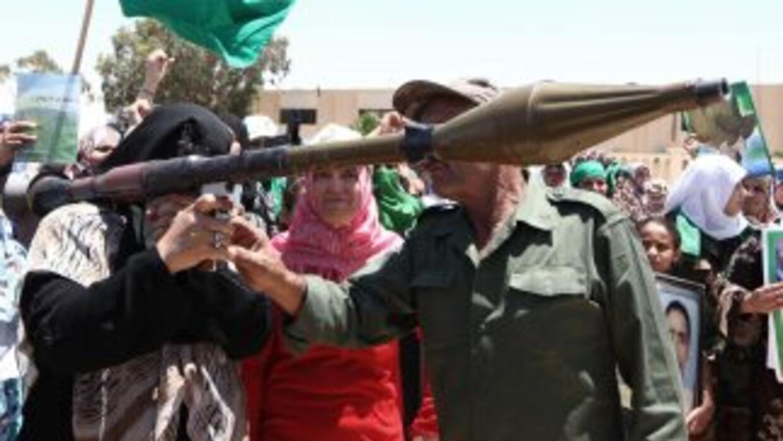 """cuarenta toneladas de armas habrían llegado a esta región, sobre todo """"a..."""
