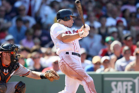 10. Jacoby Ellsbury (Medias Rojas de Boston) .316 (114 hits en 361 turno...