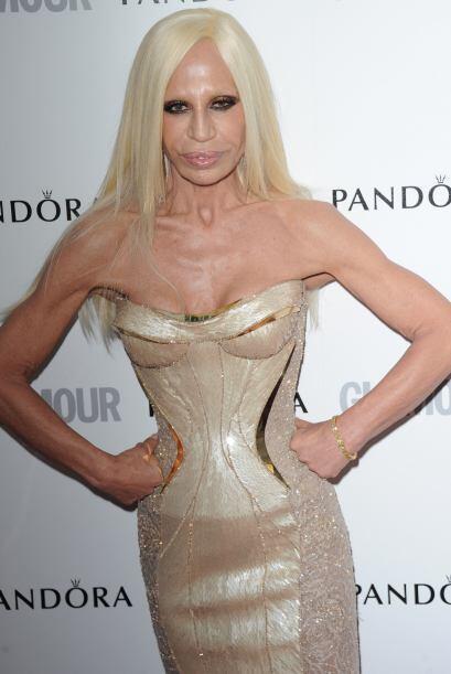 Su imperio ha vestido a varias famosas como Madonna, Lady Gaga, Beyoncé...