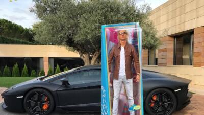 Memes de Cristiano Ronaldo y su auto nuevo