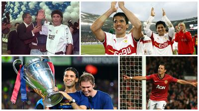 La conquista de los mexicanos al fútbol europeo