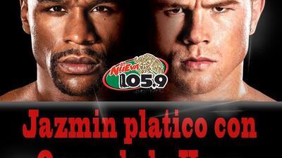 ¡Escucha sus comentarios de la pelea de Mayweather VS Canelo!