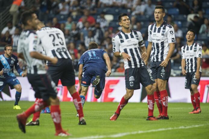 Rayados logró la clasificación a semifinales de Copa MX ante un aguerrid...