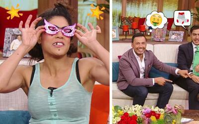 #DAEnUnMinuto: Mela ya quiere su propio show y los calcetines de Rodolfo...