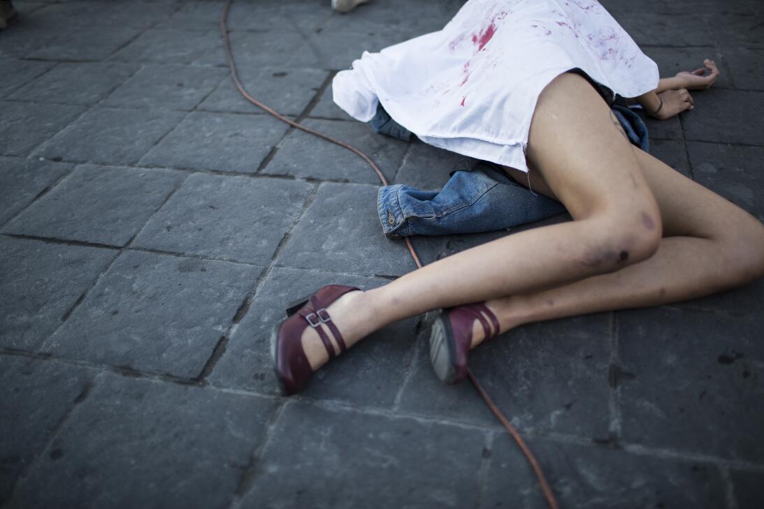 Ciudad Juárez: el Día de la Mujer sigue teñido de sangre (fotos) JUAREZ_...