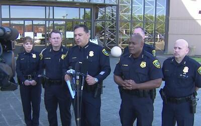 Sargento se suicida dentro de una estación de policía de Houston