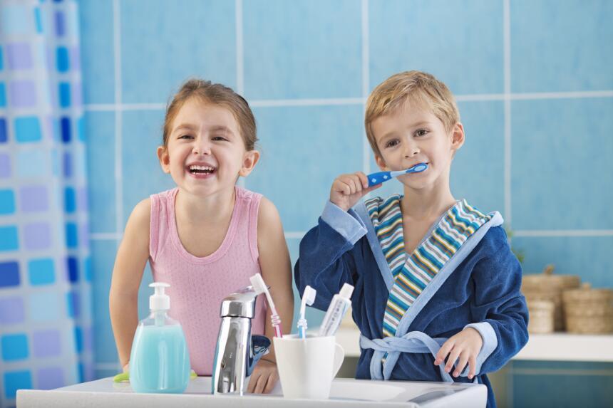 ¡Cuida la sonrisa de tu hijo! Enséñale a proteger su boca
