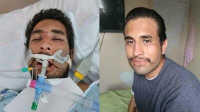 El mexicano Raúl Sepúlveda se encuentra en estado de coma en un hospital...