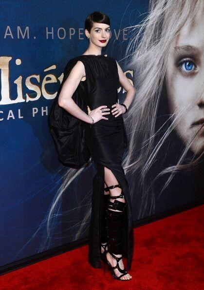 Anne Hathaway no quiso quedarse con la 'espinita' de usar únicamente un...