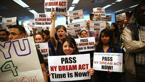 In recent years the DREAM Act has stalled in Congress. Now the clock is...
