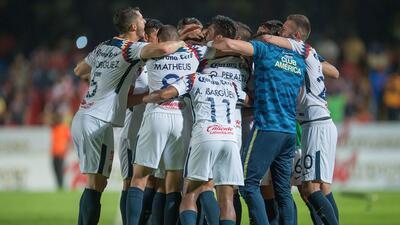 América, el único invicto en la Liga MX