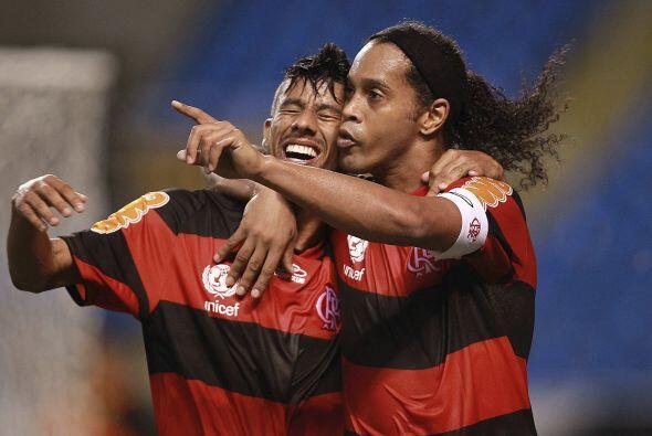 Flamengo obtuvo un triunfo importante en sus aspiraciones en la Copa Río.