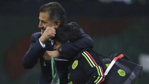 """Juan Carlos Osorio: """"Nuestra gran fortaleza es el equipo que estamos con..."""