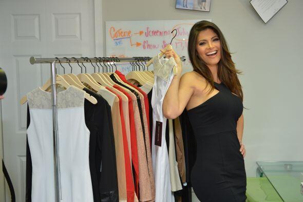 La idea de abrir una tienda de ropa no ha sido una tarea fácil, ha dicho...