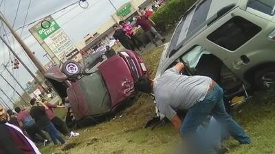 Imputan a conductor que perseguía al adolescente señalado de causar un choque mortal en Houston