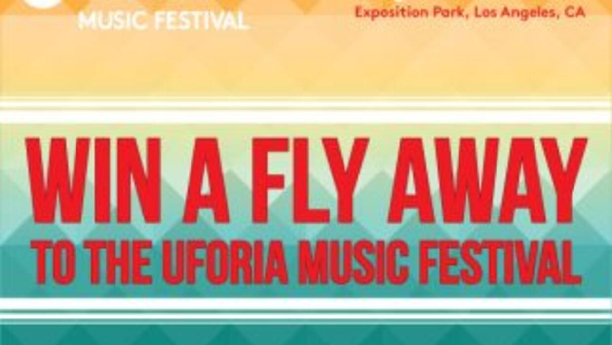 Uforia Music Festival Fly Away