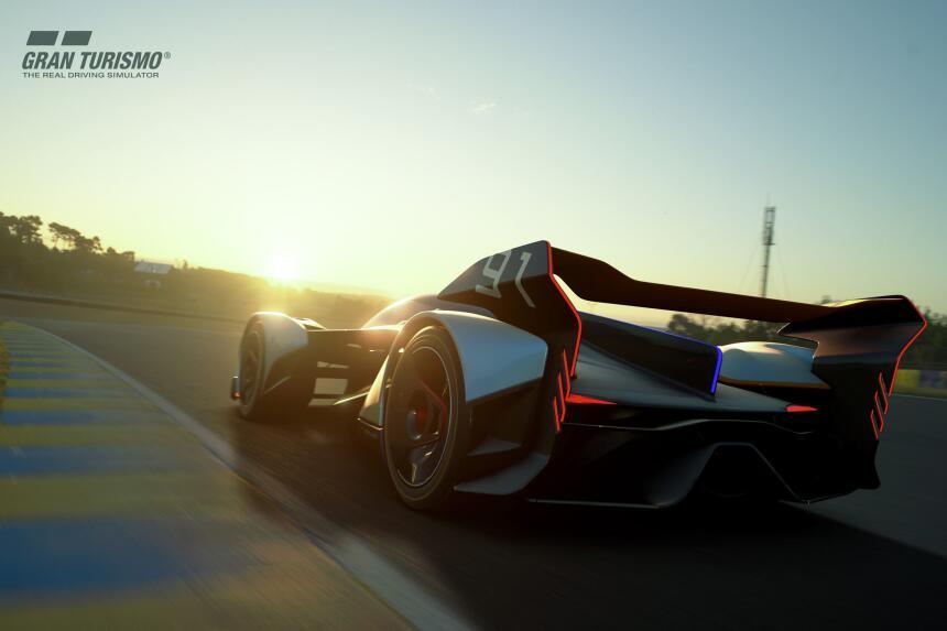 McLaren Ultimate Vision GT concept