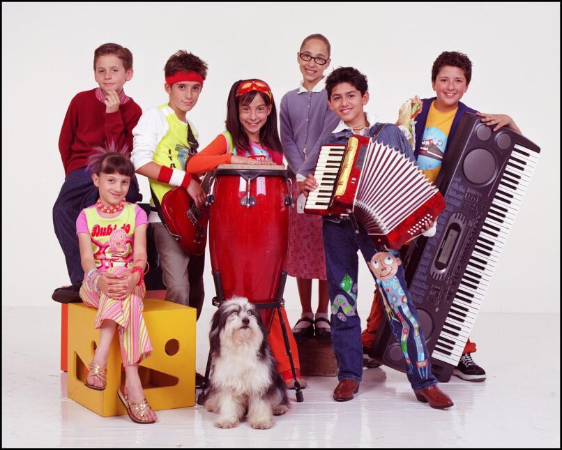 Así cambiaron los niños de las telenovelas