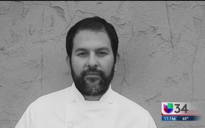 Enrique Olvera, maestro del arte culinaria