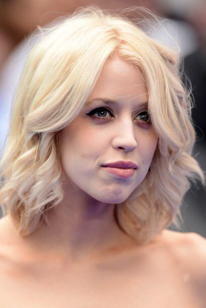 Peaches Geldof, no solo es la hija de Bob Geldof, es modelo, periodista...