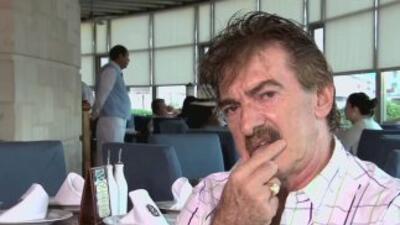Ricardo La Volpe: Me obligaron a saludar a Hugo Sanchez