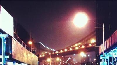 Televidentes de Univision 41 Nueva York envian fotos de Sandy. Comparta...