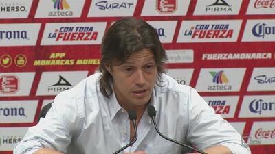 Matías Almeyda está listo para el Clásico Nacional