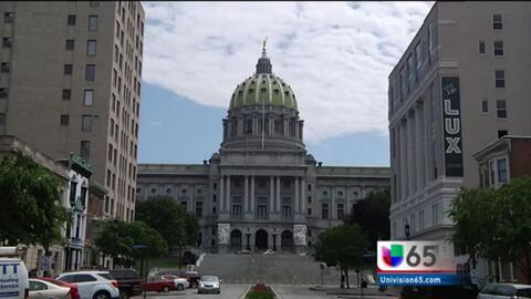 Latinos en el Capitolio
