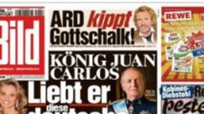 Un diario alemán puso de manifiesto un nuevo escándalo protagonizado por...