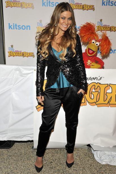 ¡Qué sexi es Carmen Electra! La estadounidense es modelo, actriz, cantan...