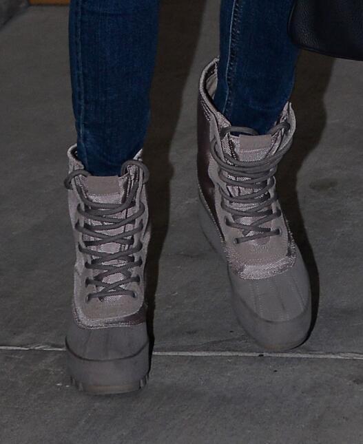 Famosas adictas a los wedge sneakers