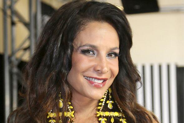 Mismo día en que la actriz  pidió a su hermana Mayra Rojas que se llevar...