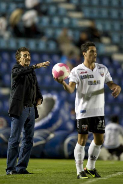 """El """"Bigotón"""" tomó al equipo desde el Apertura 20..."""