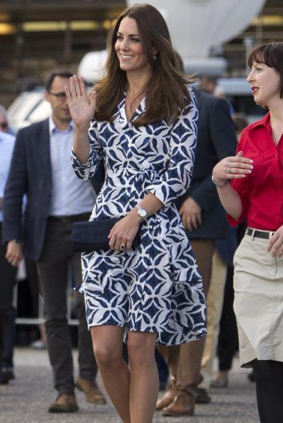 ¿O la recatada Kate?Mira aquí lo último en chismes.