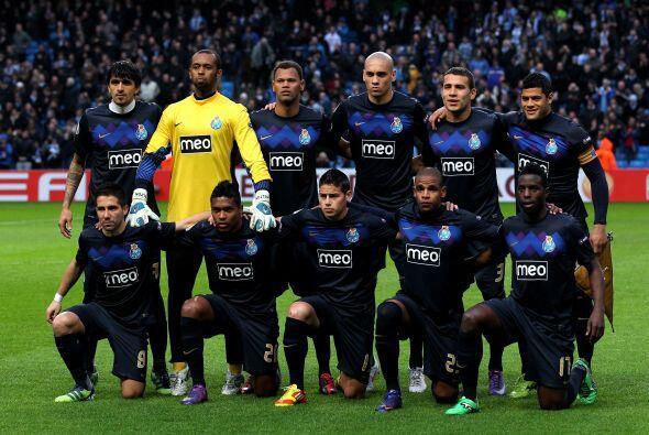 Mientras que el Porto apostó al milagro.